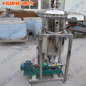 Hot Sale Stainless Steel Degasser Tank for Sale pictures & photos