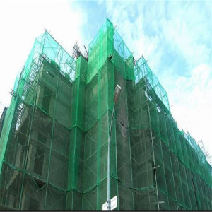 Green Construction Netting/Construction Debris Netting pictures & photos