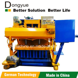 Concrete Hollow Brick Making Equipment Qtm6-25 Dongyue Machinery Group pictures & photos