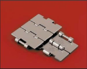 Metal Tabletop Chains Straight Run Single Hinge Max-Line