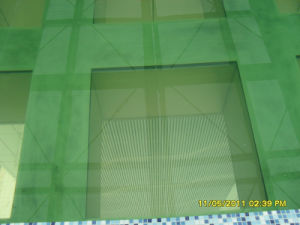 Thick Acrylic Glass for Swimming Pool Cover Mr355