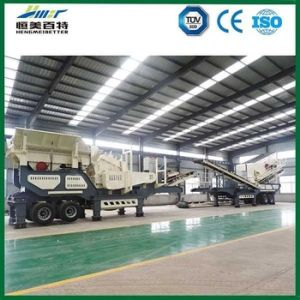 Hnegmeibetter Mobile Stone Crusher Plant with Ce