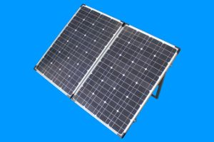 Portable Solar Panel 160W with 10m Cable pictures & photos