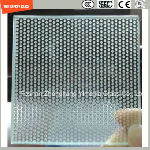 4-19mm Tempered Glass for Curtain Wall, Hotel, Construction, Shower, Green House pictures & photos