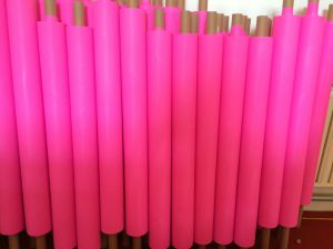 PVC Film Pink Color pictures & photos