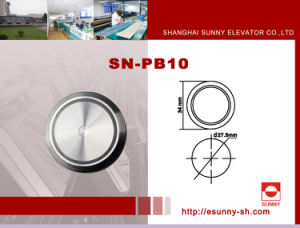 Stainless Steel Push Button Switch (SN-PB10) pictures & photos