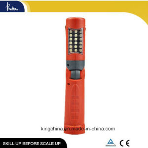 18+6 LED Foldable Working Lamp with 6LED on Top