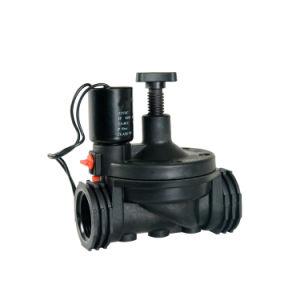 Low Price 12v 24v 110v 220v 230v Dc Ac 3 4 1 1 5 2 Inch 2 2 Way Normally Closed Plastic Irrigation Water Solenoid Valve