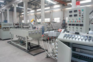 PVC Pipe (4 cavities in 1 die, dia16-32mm) Production Line pictures & photos