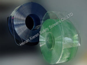 Welding Green PVC Strip Curtains pictures & photos
