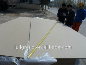 Turkey / Iran Size Raw MDF Board for Sale! pictures & photos