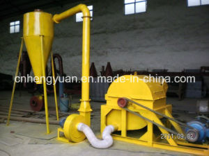 ISO Approved Wood Crusher Machine for Making Sawdust