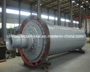 Welded Ball Mill Parts