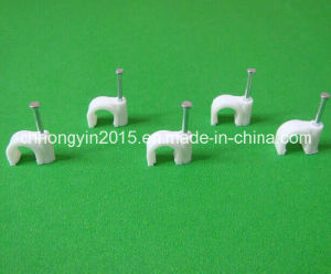 Hy-R-32 Round Nail Cable Clips with 3.2*55