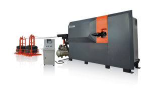 Full Automatic CNC Machine for Steel