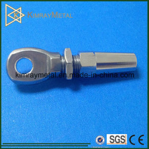 A4 AISI 316 Stainless Steel Swageless Eye Terminal