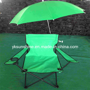 Camping Chair with Umbrella (XY-121C) pictures & photos