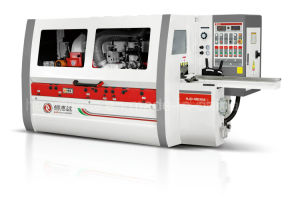 High Speed 45m/Min 4 -Side Moulder Woodworking Tool Machine (HJD-M630D)