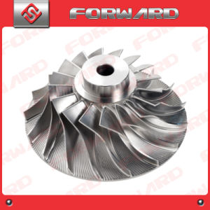 OEM Casting Machining Cast Iron/Stainless Steel Water Pump Impeller pictures & photos
