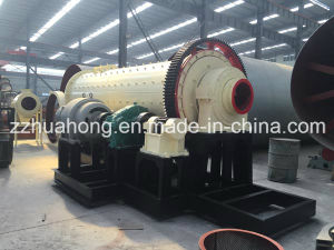 Gold Ore Mineral Processing Ball Mill pictures & photos
