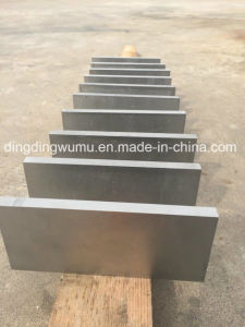 Pure Molybdenum Plate for Sapphire Crystal Growth Vacuum Furnace pictures & photos