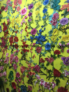 Garment Accessories Embroidery Flower Ym-1111 pictures & photos