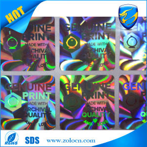 photograph relating to Printable Holograms named Very hot Stamping Self Adhesive Hologram Sticker/Customized Hologram Seal Label