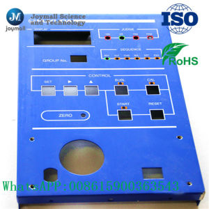 Customized Powder Coating Painted Aluminum Die Casting for Control Panel