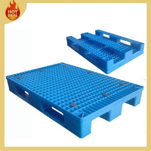 Price Large Plastic Pallets with Sides pictures & photos