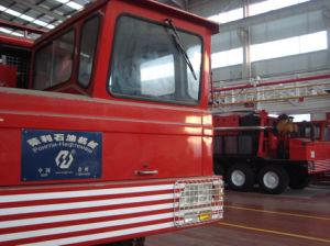 China XJ550 Workover Rig - China Api Truck Mounted Drilling