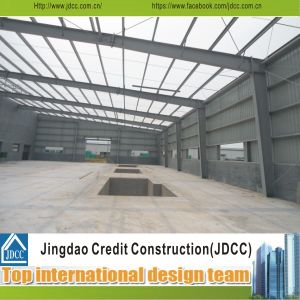 Easy Low Cost Prefabricated Light Steel Structures pictures & photos