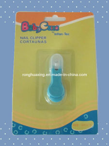Aw-0776sf Blister Pack Baby Nail Clipper with Protected Cap pictures & photos