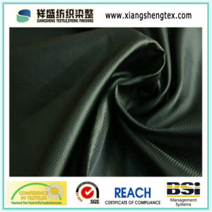 20d/30d Semi-Dull Polyester Taffeta Rib-Stop of 400t pictures & photos