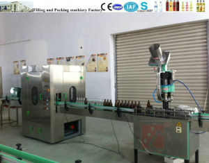 Glass Bottle Capping Machine, Crown Capper pictures & photos