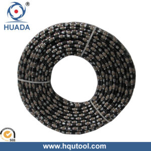 Diamond Wire Saw for Dry Cutting pictures & photos