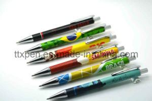 Customized Logo Metal Balll Pen Stylus Promotion Pen