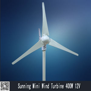 Helical Wind Turbine (MINI 400W)
