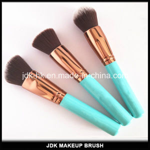3PCS Synthetic Hair Cosmetic Brush, Cosmetic Brush Set Wholesale