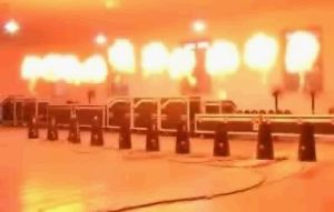 Myp-B LPG Flame Machine, Fire Projector, Stage Fx Equipment