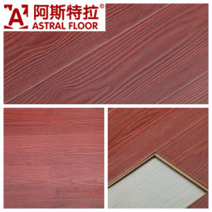 German Technical Mirror Surface (u-groove) Laminate Flooring (AS2306) pictures & photos