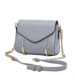 Fashion Ladies Small Shoulder Bag Round Leather Messenger Crossbody Zipper Purse