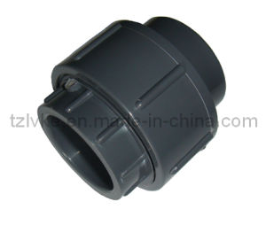 PVC Union (Socket end, DIN, CNS, JIS, ANSI, BS) pictures & photos