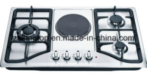 Bottle Gas Inbuilt Cook Top