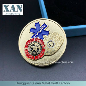 High Quality Zinc Alloy Metal Soft Enamel Souvenir Coin