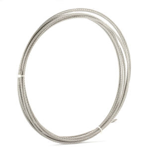 China 7X7 304 Stainless Steel Cable Wire Rope 3mm - China Auto Parts ...