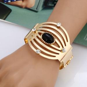 China Fashion Steampunk Jewelry Hollow Cuff Bracelets Bangles