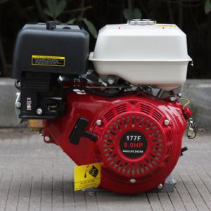 Bison (China) BS177f Long Run Time Reliable 9HP Gasoline Engine pictures & photos