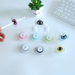 china hand mini spinner gyroscope fidget pencil by spinner stress