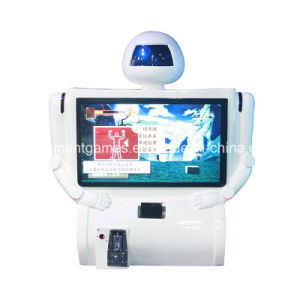 3D Imaging Simulation Interactive Somatosensory Machine Vr Fighting Kung-Fu Video Game Machine pictures & photos