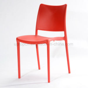 china commercial stacking plastic restaurant cafeteria cafe chair